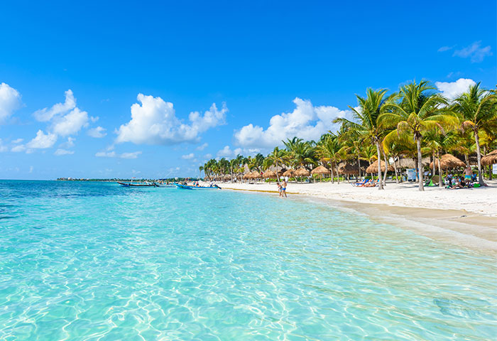 Cancun vacation travel agent