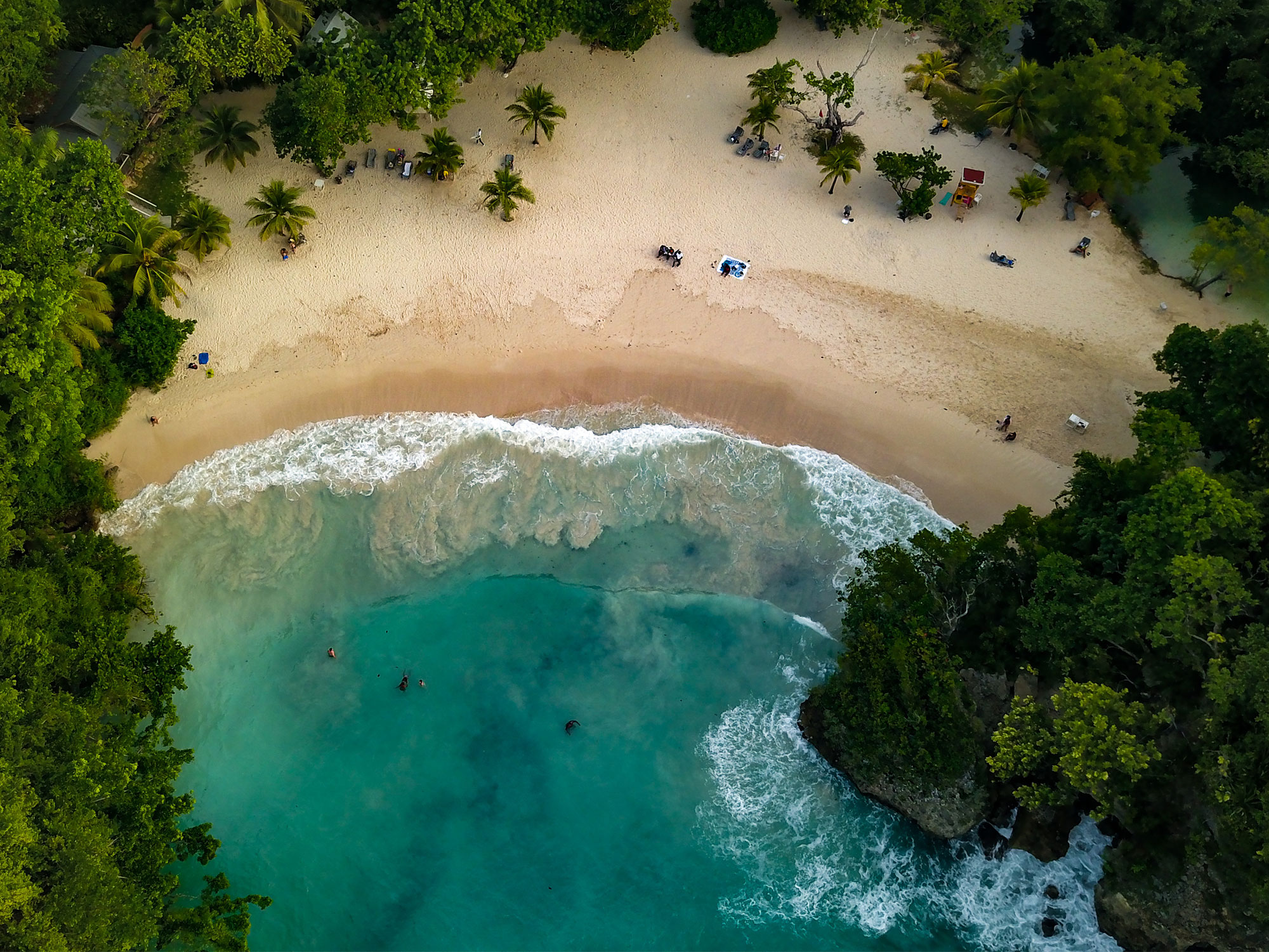 Secluded beaches in Jamaica travel packages