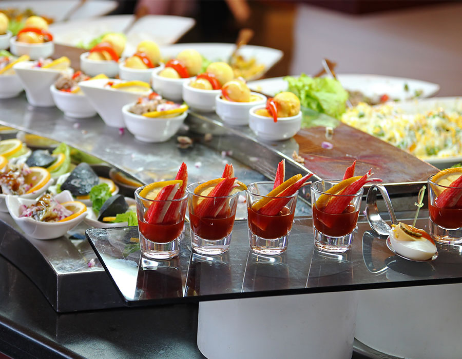 Food services included in Aruba all-inclusive deals