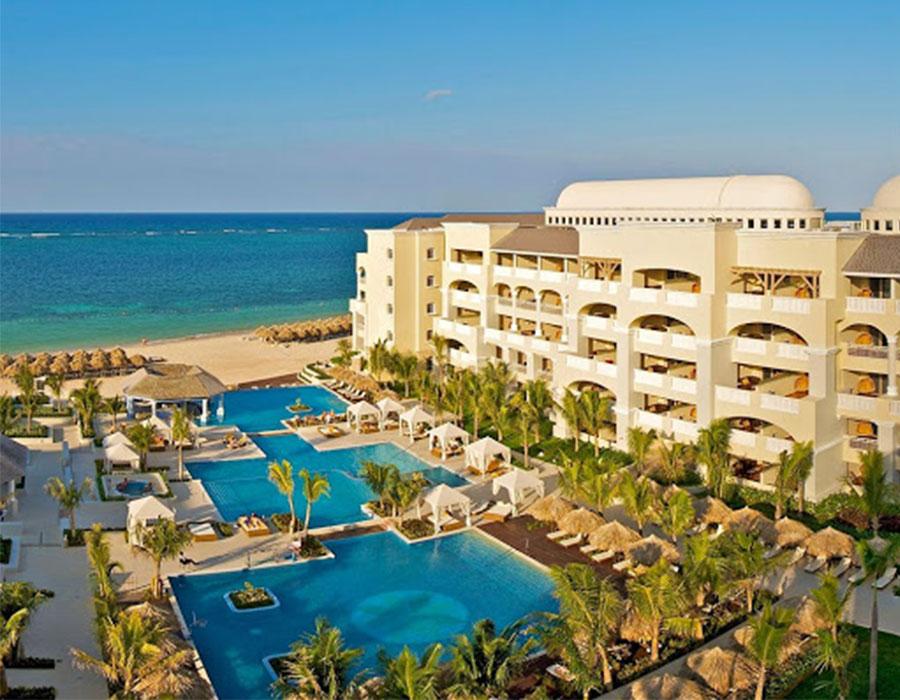 The Iberostar Hotel in Jamaica