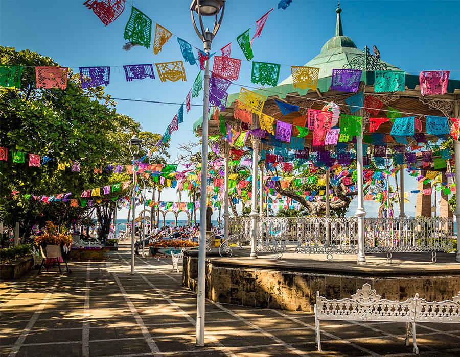 Local attractions in Puerto Vallarta Mexico
