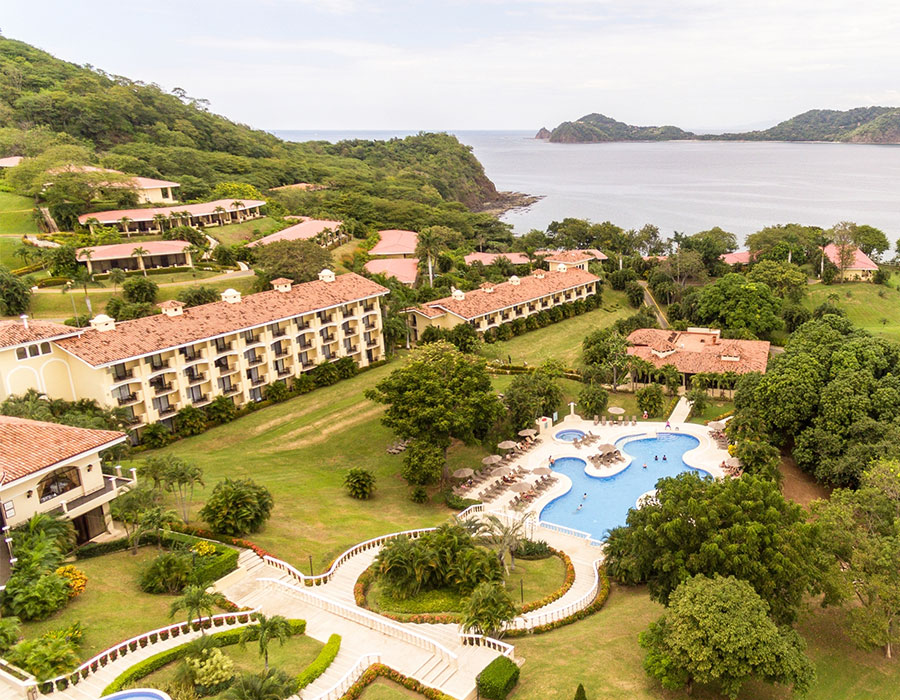 Occidental Papagayo Resort in Cost Rica