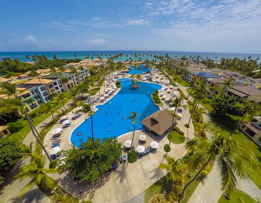 Ocean Blue & Sand Resort in Punta Cana