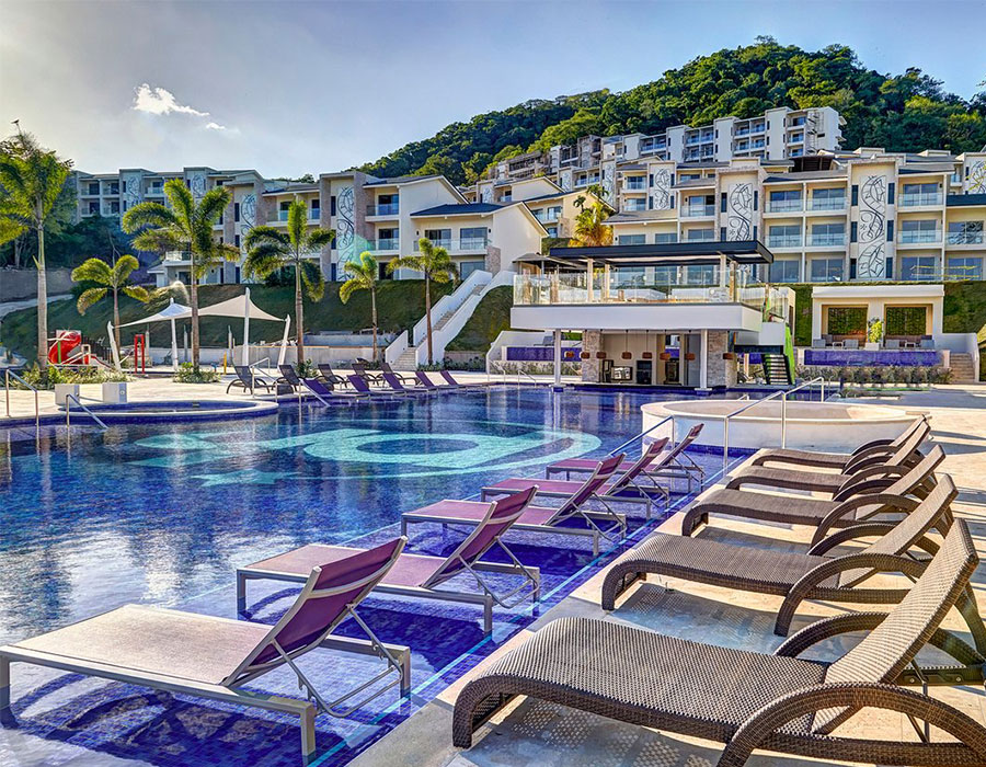 Planet Hollywood Beach Resort in Cost Rica