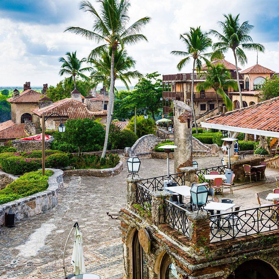 Resorts in La Romana in the Dominican Republic
