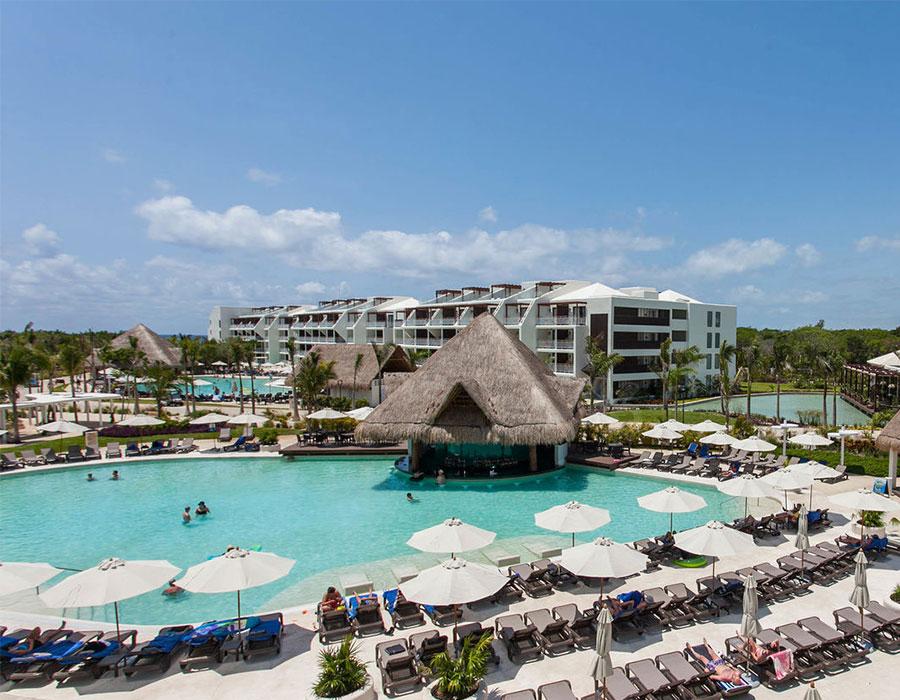 Ocean Riviera Paradise Resort in Rivera Maya