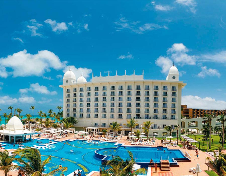 Riu Palace Resort in Aruba