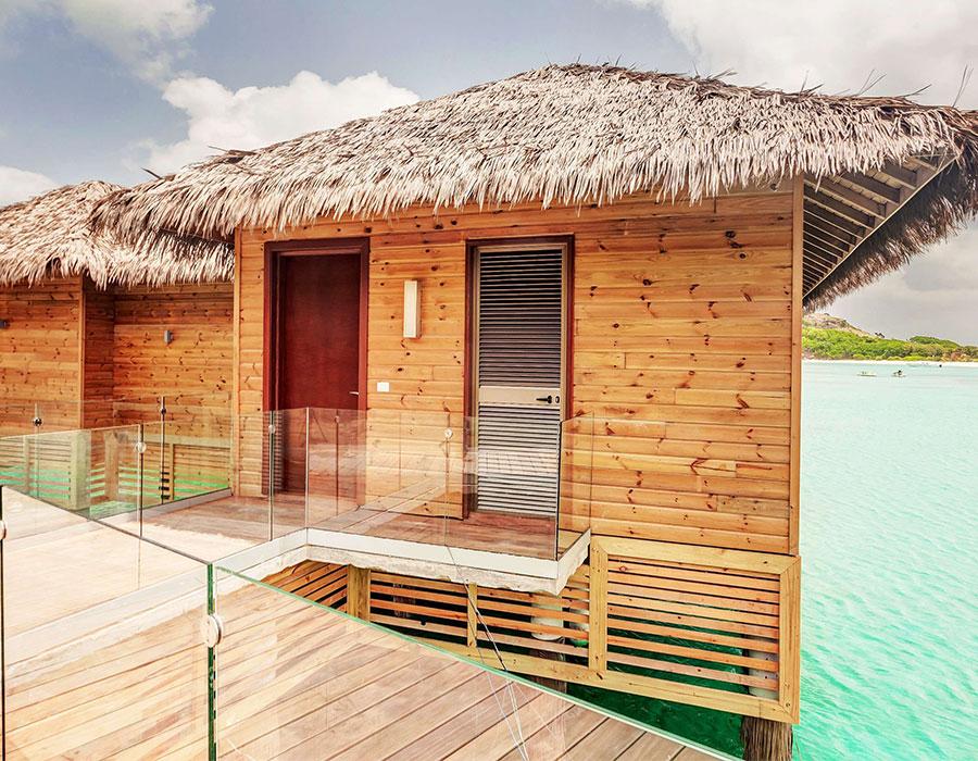 bungalow at the Royalton Antigua Resort & Spa