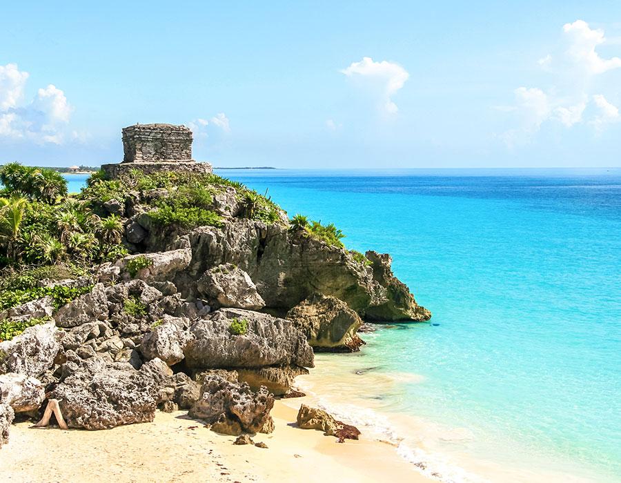 Tulum in the Riviera Maya