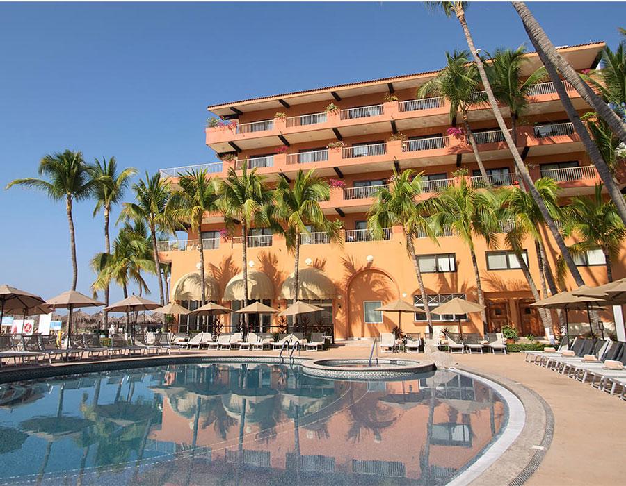Villa del Palmar Beach Resort & Spa in Puerto Vallarta