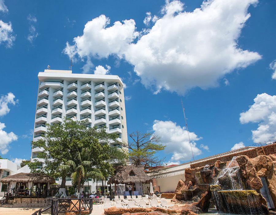 El Cid La Ceiba Cozumel all-inclusive resort