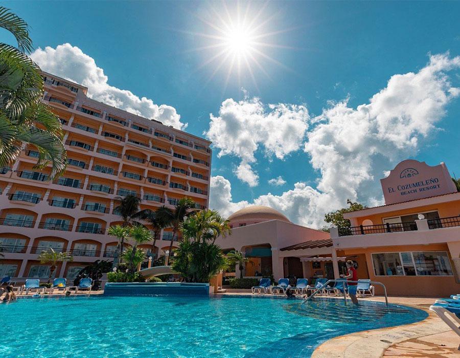 El Cozumeleno Resort all inclusive