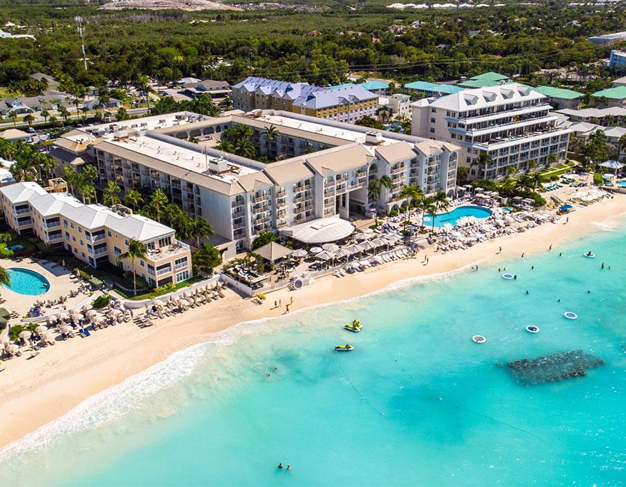The Grand Cayman Marriott Beach Resort
