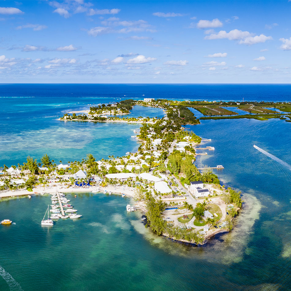 All inclusive packages for the Grand Cayman Islands