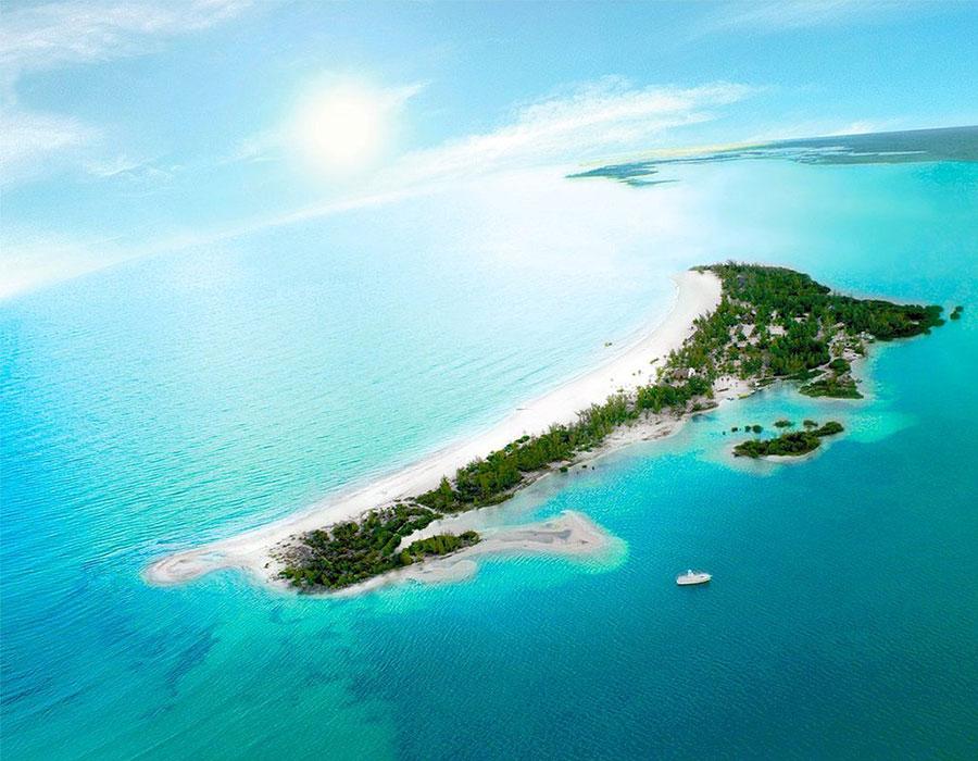 Isla Passion in Cozumel Mexico
