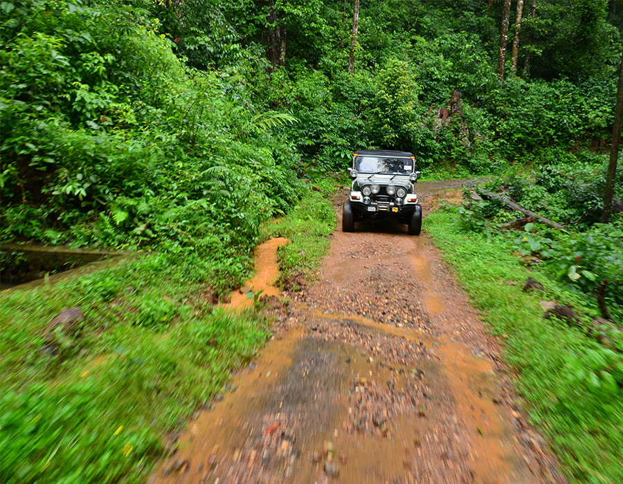 Jeep tours in Cozumel Mexico