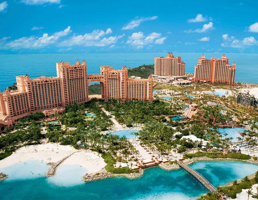 The Royal at Atlantis resort in the Bahamas